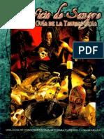 Vampiro La Mascarada - Sacrificio de la Sangre - Guía de la Taumaturgia