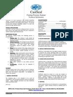 Castseal Tech Datasheet