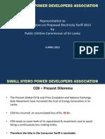 15 Riyas Sangani Small Hydro