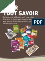 Catalogue Publications Promotelec Services