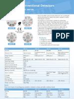 Fyreye MKII Conventional Detectors