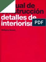 Manual de Construcción_Detalles de interiorismo_GG_Cap 5 Armarios