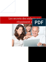 Secrets Enfants Qui Reussissent