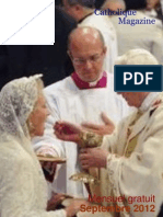 Catholique Magazine Septembre 2012 1