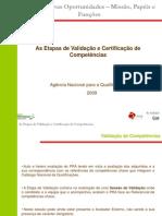 Etapas de Validação e Certificação_Versão Final.ppt
