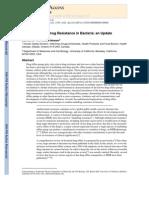 Rev Efflux Pumps Resistance in Bacteria