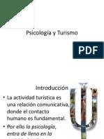 Psicología y Turismo