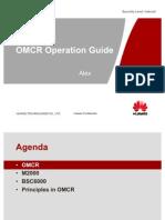 OMCR Operation Guide 20081201