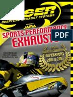 Laser Sports Perf Brochure
