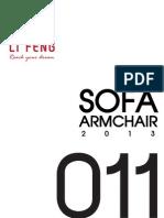 Vol.011 Sofa-Armchair 2013