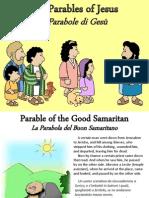 Le Parabole di Gesù - The Parables of Jesus