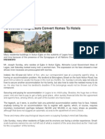 TB Joshua's Neighbours Convert Homes To Hotels