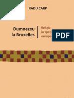 Carp Radu Dumnezeu La Bruxelles