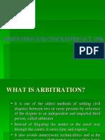 Arbitrationand Conciliation Act-1996[1]