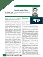 Congestive Cardiac Faliure