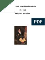 Manuel José Joaquín del Corazón