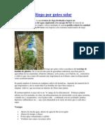 Sistema de Riego por goteo solar.docx
