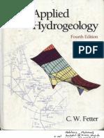 Applied Hydrogeology 4th Ed Fetter_2