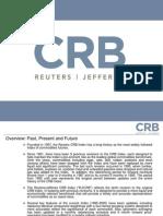 Reuters Jefferies CRB Index