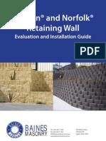 Installation Booklet 1