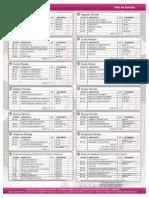 Plan de Estudio de Mercadotecnia 2013