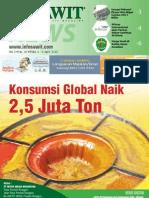 InfoSAWIT NEWS Vol. 2 No. 10 Edisi 1 - 6 April 2013