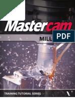 SAMPLE MastercamX6 Mill-L1 TrainingTutorial