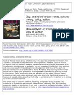 Davidson Wyly 2013 Class Analysis for Whom