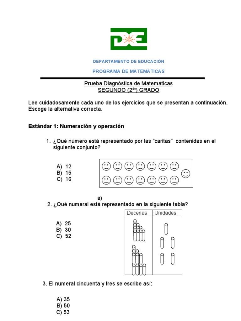 Dorable Hojas De Trabajo De Numeración De Grado 4 Fotos - hojas de ...