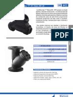 Brochure Filtros Tipo Y