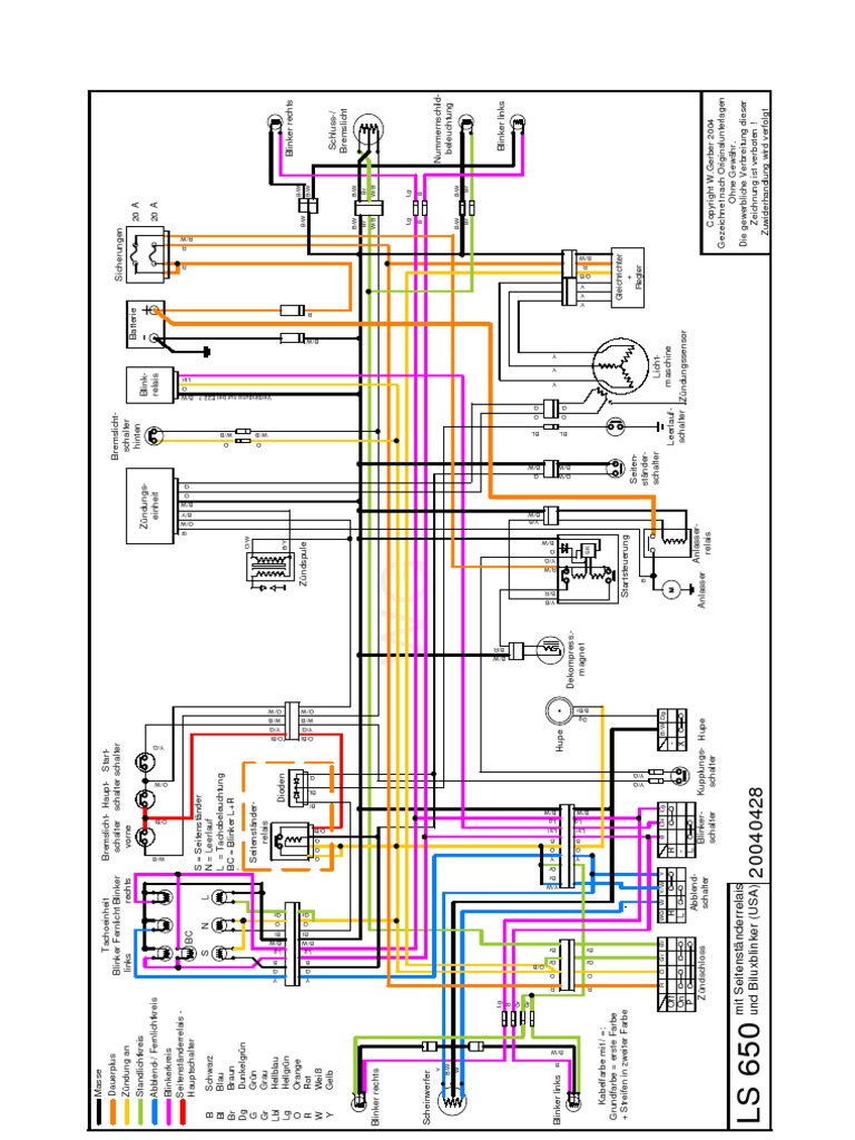 96 Suzuki Ls650 Wiring Diagram Library Virago 650 Automotive U2022 Savage