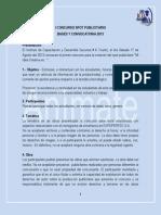 Bases Del Concurso ICD Triunfo