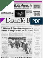 Diario16Burgos829-Acuerdos de Papel Mojado