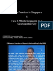 P10 - Press Freedom in Singapore