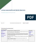 IDI C3 Student Clinical Dental