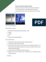 praktikum miniatur tornado