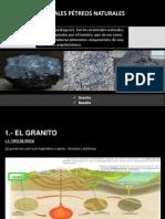 Granito y Basalto