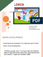 Moral Development
