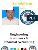 ENGINEERING ECONOMICS & FINANCIAL ACCOUNTING - LAW OF SUPPLY - FINAL YEAR CS/IT - SRI SAIRAM INSTITUTE OF TECHNOLOGY - DR.K.BARANIDHARAN