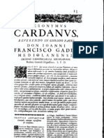 Cardan Opera Omnia 4.2