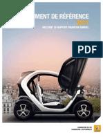 renault - document de référence 2011