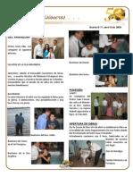 Boletin77 Informe Misionero Paraguay Abril 19 2009