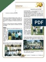 Boletin78 Informe misionero de Haití abril 21 2009