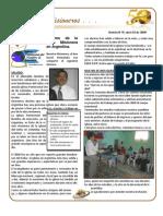 Boletin79 Informe Misionero de La Obra en Argentina Abril 22