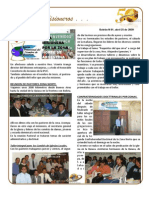 Boletin81 Noticias Diversas de La Obra en Argentina
