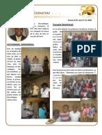 Boletin84 Misiones en Mozambique