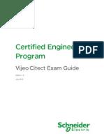 CEP Exam Guide Vijeo Citect 2012