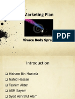 Marketing Plan 2003