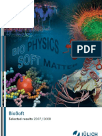 BioSoft | Biophysics and Soft-Matter