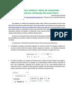10 pasos para elaborar tablas de contenidos automáticos utilizando Microsoft Word.pdf